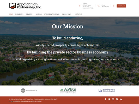 Appalachian Partnership Inc NelsonvilleOhio