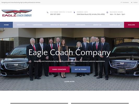 Eagle Coach Company iTrack llc
