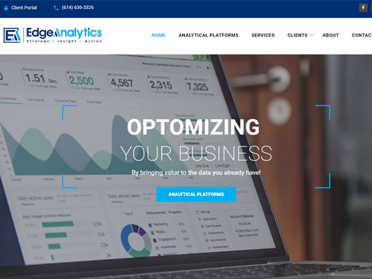 Edge Analytics Business Software Analysis Platform