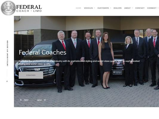 Federal Coach Company iTrack llc