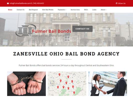 Fulmer Bail Bonds iTrack Projects