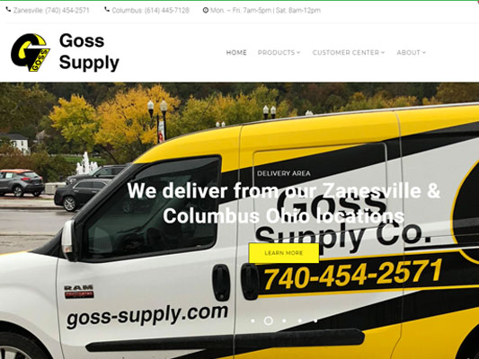 Goss Supply Products iTrack