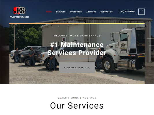 J And S Maintenance iTrack llc