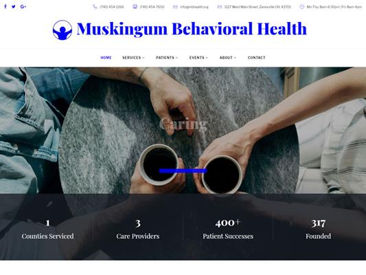 Muskingum Behavioral Health iTrack llc