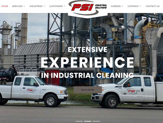 PSI Industrial Solutions Facility Maintenance iTrack