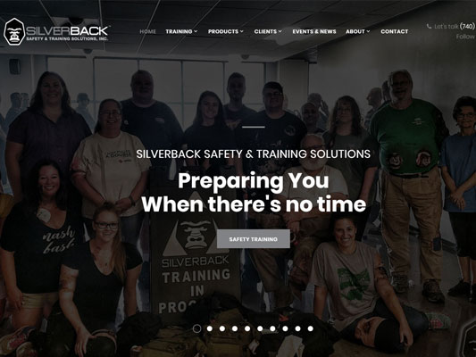 Silverback Safety Training Solutions Nashport Ohio iTrack