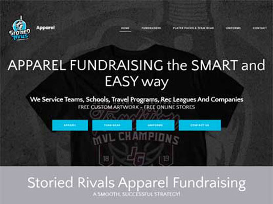 Storied Rivals Apparel Zanesville Ohio