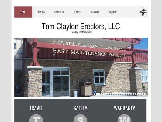 Tom Clayton Erectors iTrack llc
