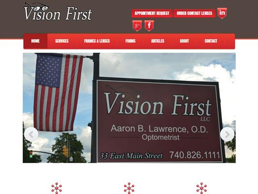 Vision First iTrack llc