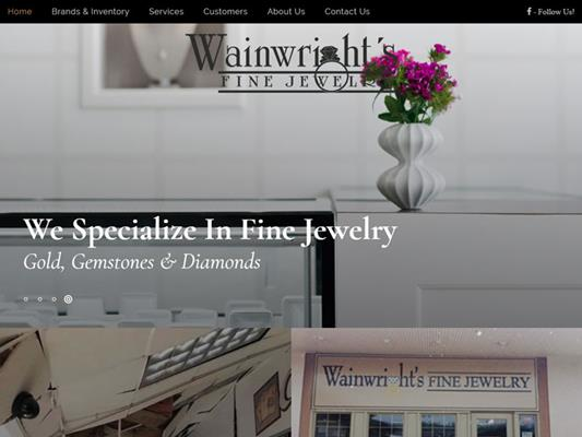 Wainwrights Fine Jewelry Center Ohio iTrack llc