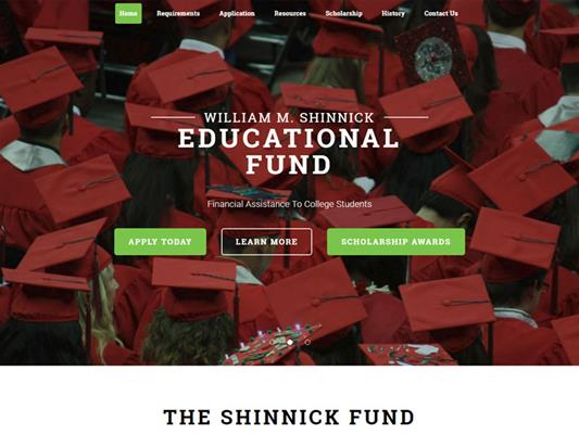 William M Shinnick Educational Fund Zanesville Ohio iTrack llc